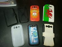 Cases/ Covers For Samsung Galaxy S3 For Sale