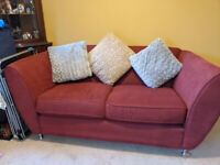 SOLD PENDING COLLECTION Lovely 2 seater sofa for sale, great condition