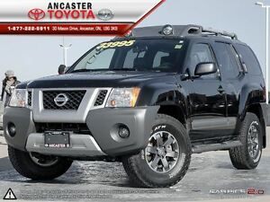 2015 Nissan Xterra PRO-4X ONLY 29894 KMS!!