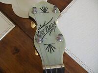 slingerland maybell tenor banjo circa 1930