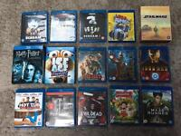 Blu-Ray Movie Collection