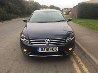 2011 (61) Volkswagen Passat 2.0 TDI BlueMotion Tech Sport 4dr (start/stop), FULL HISTORY 170BHP