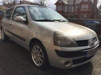 Renault Clio 1.5 dci Extreme 3, economical good runner.