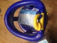 Safety 1st bath swivel seat £10