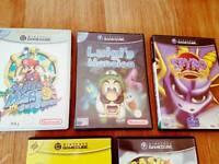 5 Gamecube Games
