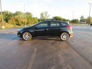 2015 Ford FOCUS SE SPORT HATCHBACK FWD