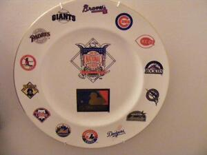 "FS: Royal Doulton ""MLB 125th Anniversary"" N.L. Collector Plate London Ontario image 1"