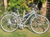 GT Windstream Bike & Lock
