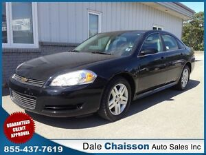 2011 Chevrolet Impala LT ($89 Bi-Weekly $0 Down Tax Inc.)*