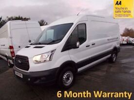 Ford Transit 350 RWD 2.2 TDCI 100 LWB M/Roof only 42000 MILES
