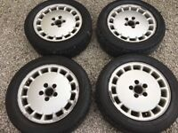 Volvo 960 16inch alloy wheels