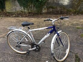 Raleigh crossover bike