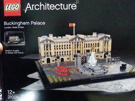 Lego Architecture sets Brand new sealed