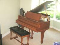Knabe 3/4 grand piano