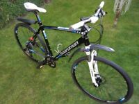 Mans Boardman hybrid bike