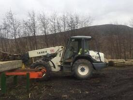 Terex T250,sale at Newry Hilltown.