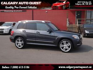 2011 Mercedes-Benz GLK-Class GLK350 4MATIC AWD/LEATHER/PANO-ROOF