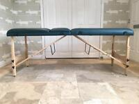 Darley portable massage table