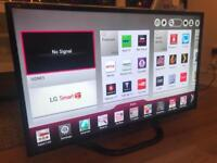 LG 47-inch Smart WiFi 1080p LED with Freeview HD