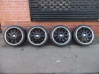 """22"""" WOLFRACE ALLOY WHEELS AND TYRES SET OF 4. MAKE AN OFFER"""