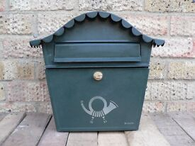 Brabantia post box.