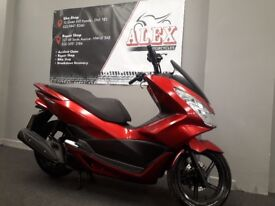 HONDA PCX125 cc !!! GET A 50 MILES FREE DELIVERY!!!