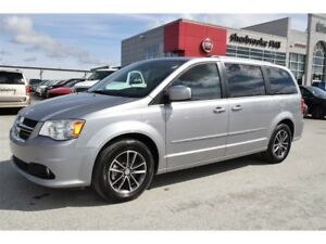2017 Dodge Grand Caravan SXT+7 passagers+Navi+Bluetooth+DVD