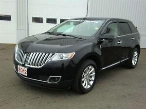 2012 Lincoln MKX AWD-NAV-MOON