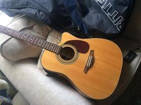 Fabulous acoustic guitar for sale £150