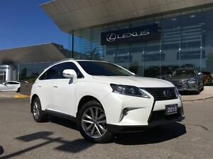 2015 Lexus RX 350 2owners Lthr AWD Btooth Sroof