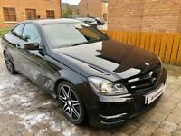 🏁🏁2012 Mercedes C220 CDI AMG Sport Plus Finance Available🏁🏁c200 c250
