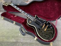 Immaculate Gibson Les Paul 1954 Custom VOS 54 Historic, Custom Shop, with Staple and P90 pickups.