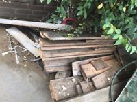 floorboards for free!