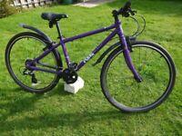 Frog 69 bike – Kids' Hybrid bike - Purple