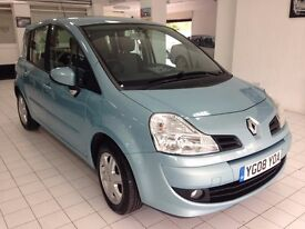 2008 Renault Grand Modus 1.5 Diesel Automatic 47k Miles only