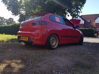 Seat Ibiza FR Hybrid Turbo 11 months mot