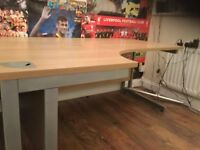 Large office desk great for home/gaming etc