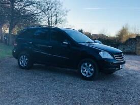 MERCEDES-BENZ ML 320 CDI 'SPECIAL EQUIPMENT' (2008 MODEL) '3.0 DIESEL - AUTO - LEATHER - SAT NAV'