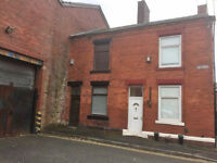 Rent to Buy this 2 bed terrace house, Evans Street, Oldham, OL1 2BN