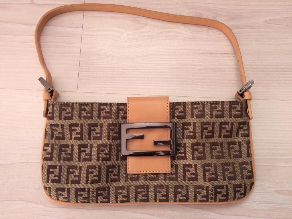 9468584286f0 Fendi Baguette Handbag