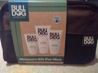 Brand new Bulldog men's gift set