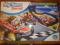 Micro Scalextric My Sims Racing