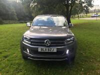 VW AMAROK highline fully loaded