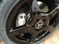 Alloy wheel refurbishment mobile