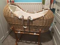 Crib/Moses basket