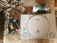 PlayStation 1 psone ps1 consoles