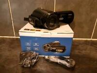 "1080 HD Camcorder - 16mp - 8x 2.4"" LCD - NEW"