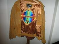 "Suede Jacket - ""Dances with Wolves"" movie promo"