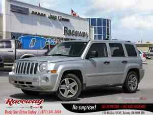 2008 Jeep Patriot Limited - As Is