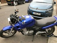 HONDA CB 500 Blue 2002